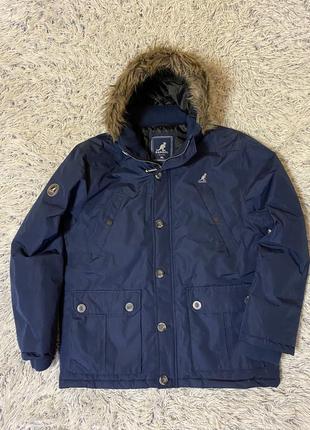 Мужская зимняя куртка kangol