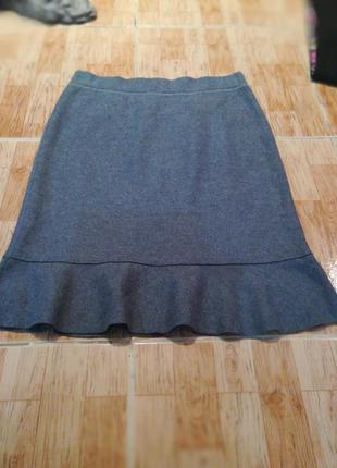 Фирменная юбка 100% шерсть!!!!