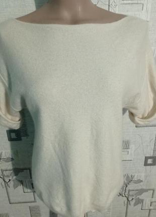 Кашемировый свитер кофта stephan boya
