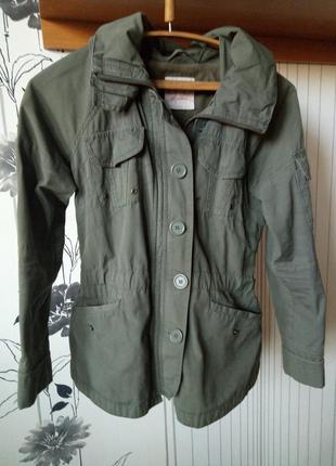 Парка/куртка весна осень
