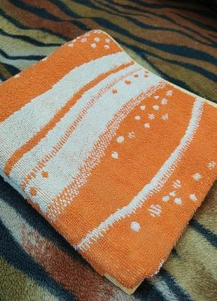 Мохровое полотенце 45*98