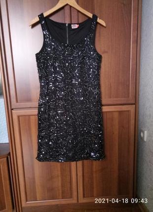 Выпускное, вечернее платье бренда only р. 44-46
