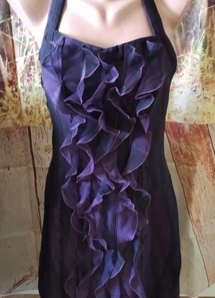 Немецкое брендовое коктейльное, вечернее платье