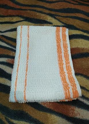 Махровое полотенце36*98