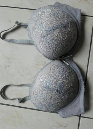 Новый пуш-ап бюстгальтер weiyesi 75-80 с-3 (шикарная форма груди!)