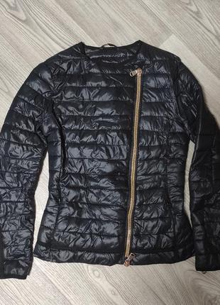 Куртка стеганная балоневая демисезонн