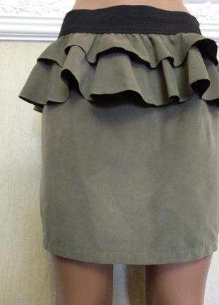 Юбка gina tricot.2 фото