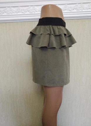 Юбка gina tricot.3 фото