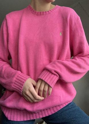 Кофта свитер ralph lauren polo