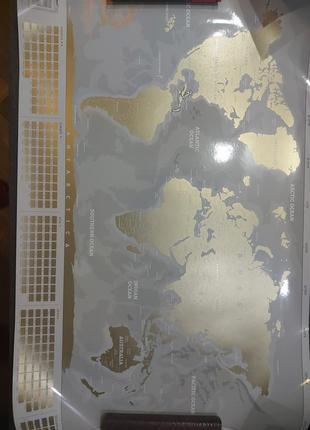 Скрейтч-карта2 фото