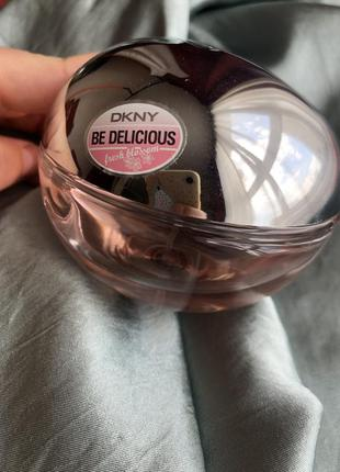 Новая парфюмированная вода dkny be delicious fresh blossom 100 ml