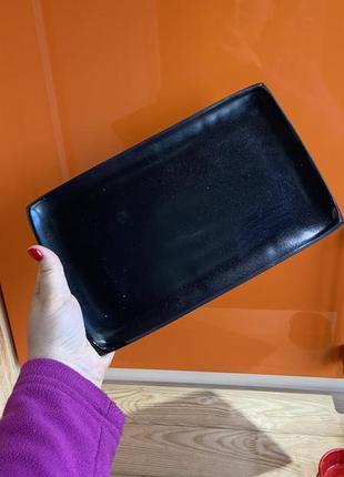 Тарелка для суши керамика ручной работы