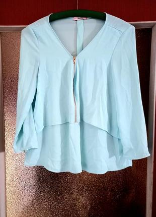 Красивая блуза bershka