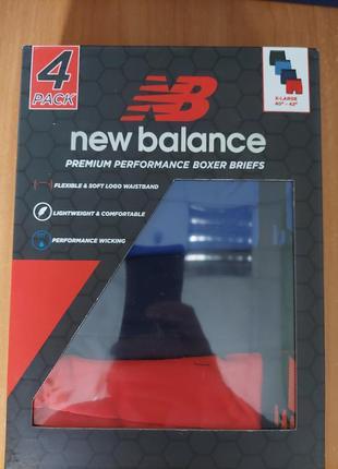 Боксеры new balance premium performance