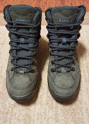 Ботинки lowa kody iii goretex mid ws