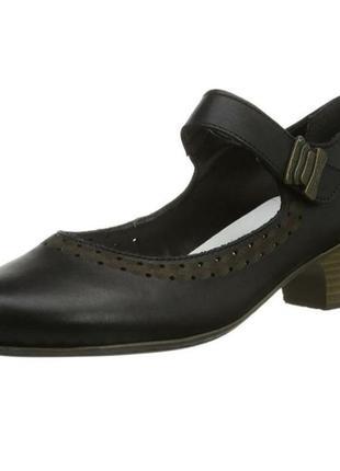Rieker antistress туфли, балетки, босоножки, мокасины, кожаные туфли, стелька 26