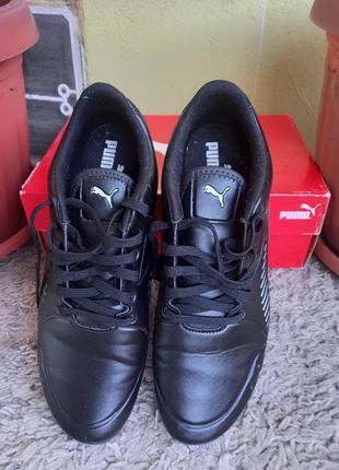 Демисезонные ботинки puma ferrari