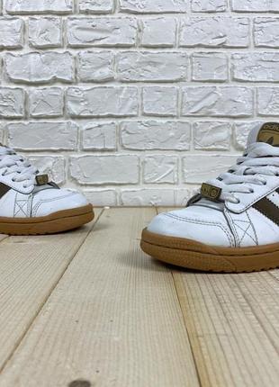 Кроссовки adidas original кожаные 38р белые