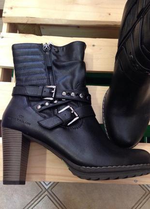 Новие ботинки tom tailor