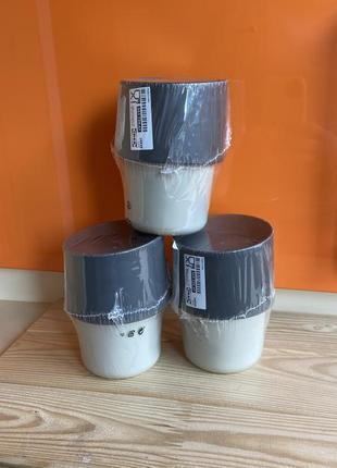 Термокружка чашка для кофе to go термочашка икея ikea