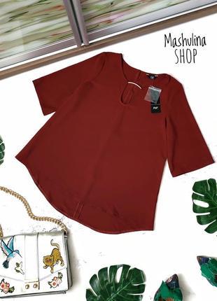 Красивая новая блуза от f&f