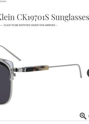 Солнцезащитные очки  calvin klein .оригинал6 фото