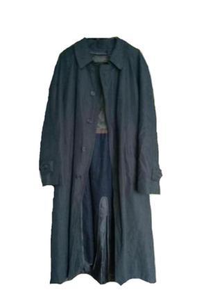 Распродажа!!! фирменный тренч пальто с подстежкой