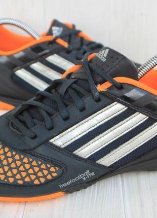 Сороконожки adidas freefootball x-ite (g61880) оригинал 42,5р