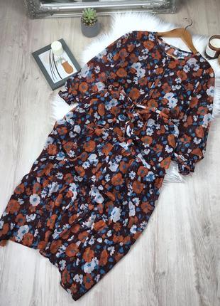 Шифонова подвійна сукня від george