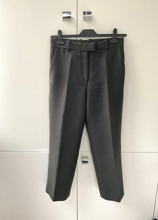 Укорочённые брюки шерсть cos 1+1=3