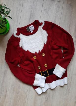 Ноаогодний свитер мужской cedarwood state новогодняя одежда