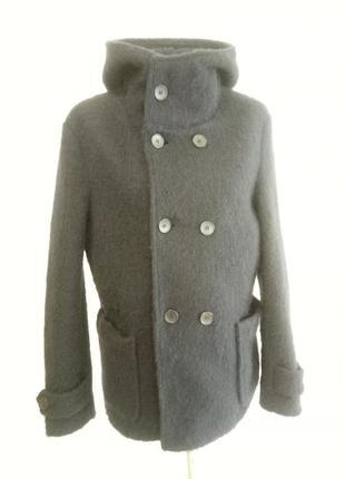 Пальто- куртка  муж.44 - 46 италия