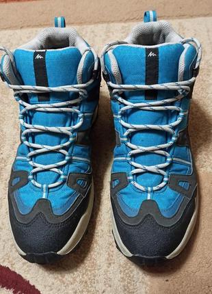 Ботинки quechua sh arp 100 mid ndy l biskay bay novadry