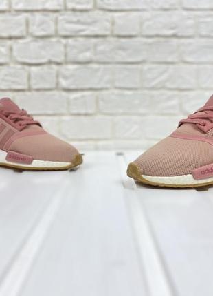 Кроссовки adidas nmd original розовые 38