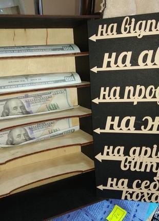 Шкатулка бюджет