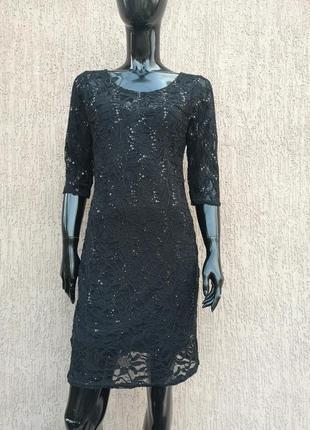 Сукня вечірня вечернее платье peacocks