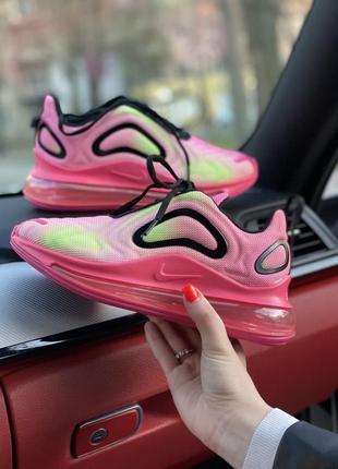Nike air max 720 pink  ▪️ кроссовки найк