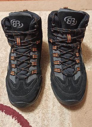 Ботинки brutting comfortex vibram
