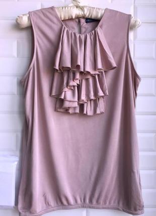 Шелковая блуза ralph lauren1 фото