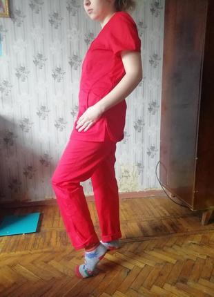 Медецынский костюм,костюм медика
