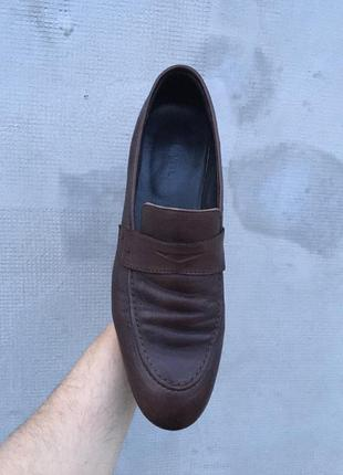 Luxury мужские кожаные туфли stefanel italy 🇮🇹