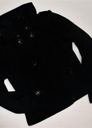 Vero moda  шерстяное  пальто пиджак  50 % шерсть eur s