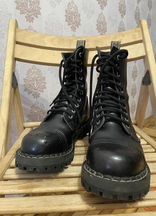 Ботинки берцы steel