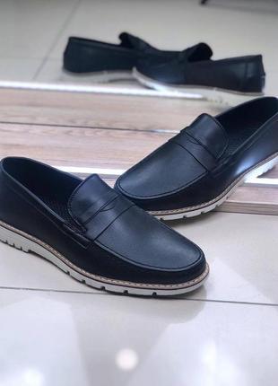Туфли лоферы лофери