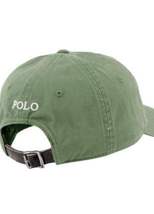 Бейсболка polo2 фото