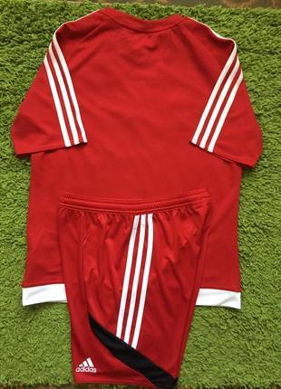 Детская футбольная  форма adidas2 фото