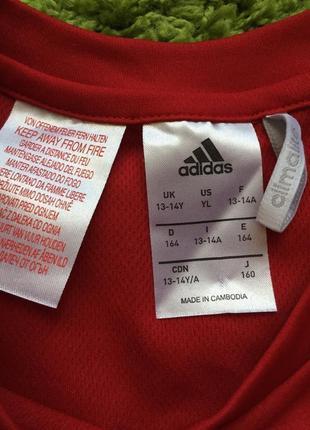Детская футбольная  форма adidas3 фото