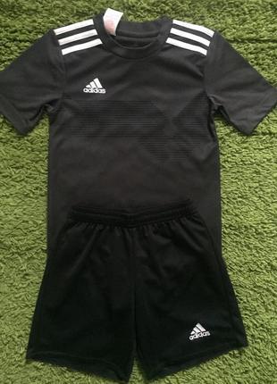 Детская футбольная  форма adidas p 128