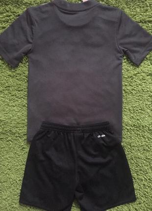 Детская футбольная  форма adidas p 1282 фото