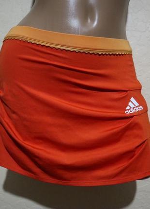 Юбка шортами для тенниса adidas размер s m